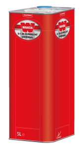 Wanda 2:1 2K Clearcoat Universal 5L