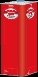 Wanda 2:1 2K Express Clearcoat 5L