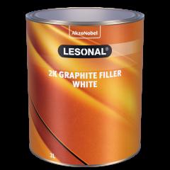 Lesonal 2K GPH Filler White biały 3L