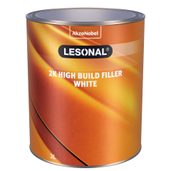 Lesonal 2K HB Filler White biały 3L