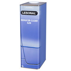 Lesonal Reducer Clear 420 5L