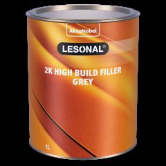 Lesonal 2K High Build Filler Grey 1L