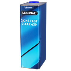 Lesonal 2K HS Fast Clear 420 5L