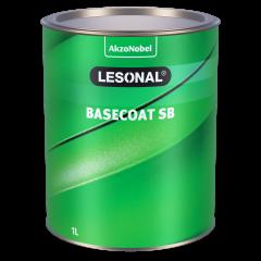 Lesonal Basecoat SB 61 MM Light Yellow 1L