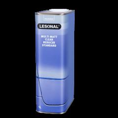 Lesonal Multi Matt Clear Reducer Standard 1L
