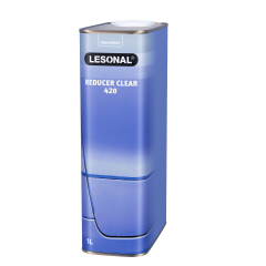 Lesonal Reducer Clear 420 1L
