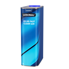 Lesonal 2K HS FAST CLEAR 420 NO 1L