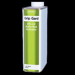 Grip-Gard EFx-LV Satin Red Activator 1 US Quart