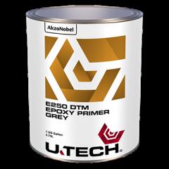 U-TECH E250 DTM Grey Epoxy Primer 1 US Gallon