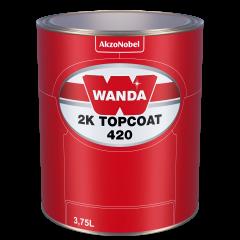 Wanda Topcoat 2K 420 42-90 3,75 L