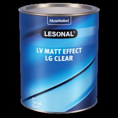 Lesonal LV Matt Effect Low Gloss 1 US Quart