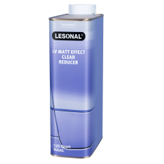 Lesonal LV Matt Effect Clear Reducer