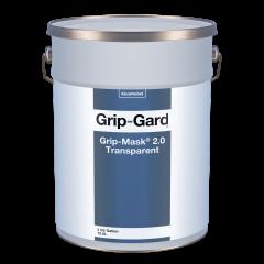 Grip-Gard Grip-Mask 2.0 Transparent 5 US Gallons