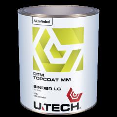 U-TECH DTM Topcoat Low Gloss Binder 3.75L