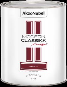 Modern Classikk Manic Waterborne 1 US Gallon