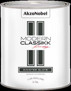 Modern Classikk Sinister Slate Waterborne 1 US Gallon