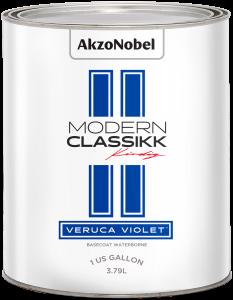 Modern Classikk Veruca Violet Waterborne 1 US Gallon