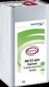 SAL 860 CC-ACR ERGOMATT 5L