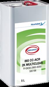 SAL 865 CC-ACR 2K Multiclear 5L