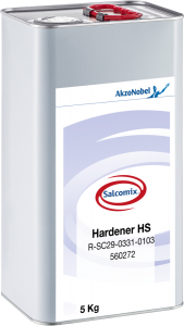 SAL HS HARDENER 2.5KG