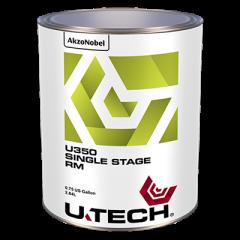 U-TECH U350 Single Stage RM 99U Black 0.75 US Gallon