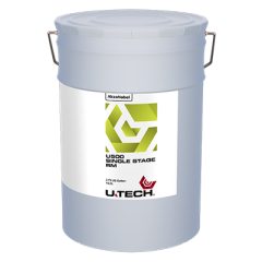 U-TECH U500 Single Stage RM 99U Black 3.75 US Gallons