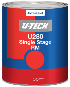 U-TECH U280 RM Single Stage Gallon Labels Each