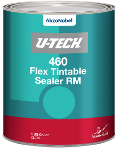 U-TECH 460 FLEX RM Tintable Sealer Gallon\ Labels (new U-TECH tints) Each