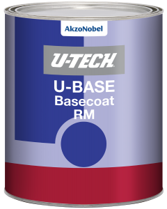U-TECH UBASE RM Basecoat Gallon Labels Each