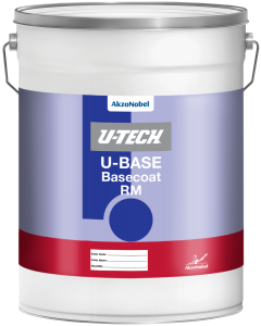 U-TECH UBASE RM Basecoat Pail / Drum Labels Each