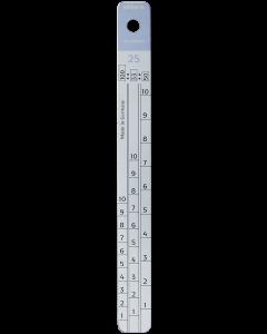 Sikkens Mixing Stick #25, 100:33:50 (Mini-Stick) Each