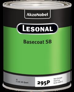 Lesonal Basecoat SB 295P Red (Orange) Pearl Fine 1L