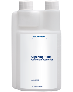 Sign Finishes SuperTop Plus Polyurethane Accelerator 1 US Quart
