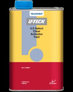 U-TECH 4.0 Select Clear Activator Fast 1 US Quart
