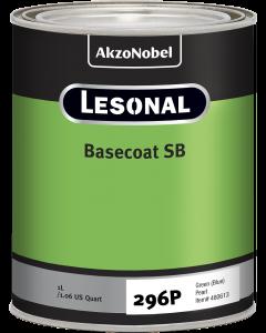 Lesonal Basecoat SB 296P Green (Blue) Pearl 1L