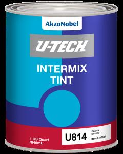 U-TECH U814 Intermix Tint Coarse Metallic 1 US Quart