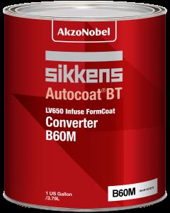 Sikkens Autocoat BT LV650 B60M FormCoat Converter 1 US Gallon