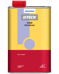 U-TECH U500 Hardener 1 US Quart