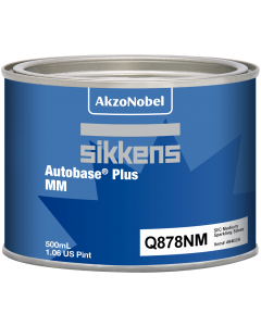 Sikkens Autobase Plus® Q878NM SEC Medium Sparkling Silver 500ml