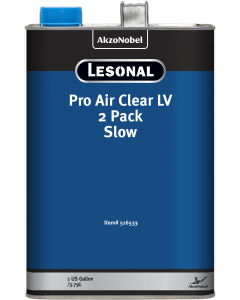 Lesonal Pro Air Clear LV 2 Pack Slow 1 US Gallon