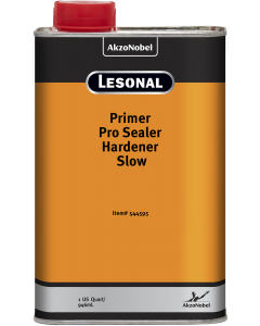 Lesonal Primer Pro Sealer Hardener Slow 1 US Quart