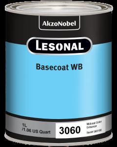 Lesonal Basecoat WB 3060 Midcoat Color Enhancer 1L