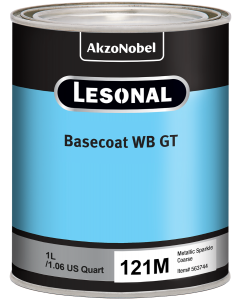 Lesonal Basecoat WB 121M Metallic Sparkle Coarse 1L
