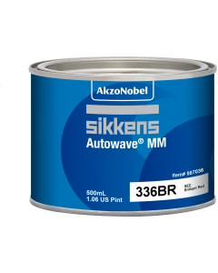 Sikkens Autowave® 336BR SEC Brilliant Red 500ml