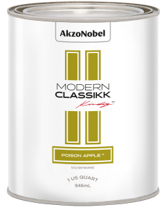 Modern Classikk Poison Apple Solventborne 1 US Quart