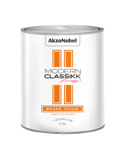Modern Classikk Brass Tacks Midcoat (Requires Brass Tacks Groundcoat) Solventborne 1 US Gallon