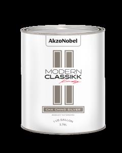 Modern Classikk Cha Ching Silver Waterborne 1 US Gallon