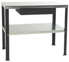 Deluxe Blending Table w/drawer Each