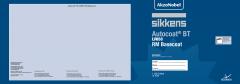 Sikkens Autocoat BT LV650 RM Basecoat Label Gallon Each