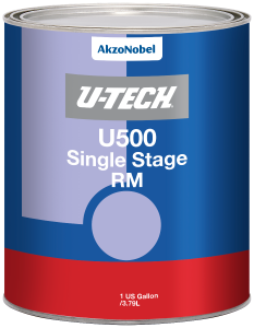 U-TECH U500 RM Single Stage Gallon Labels 50 Pack
